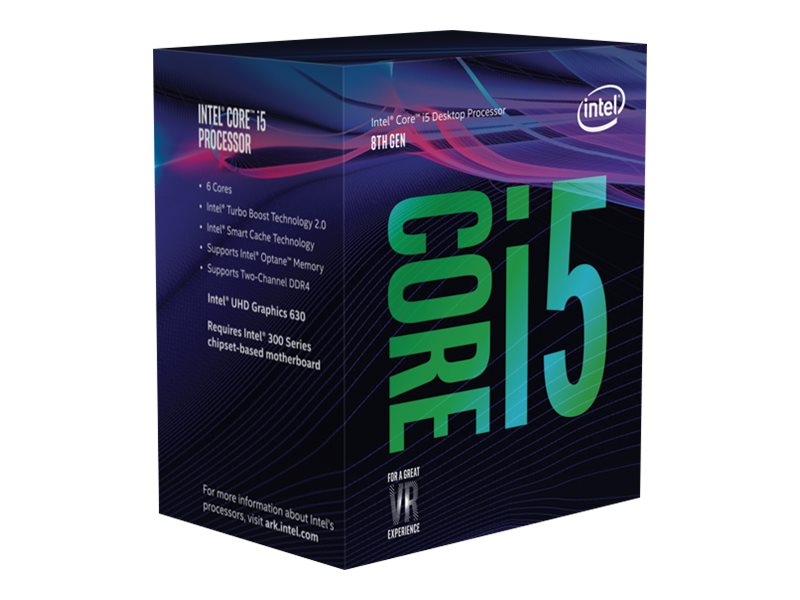 Intel CORE I5-8600 3.10GHZ