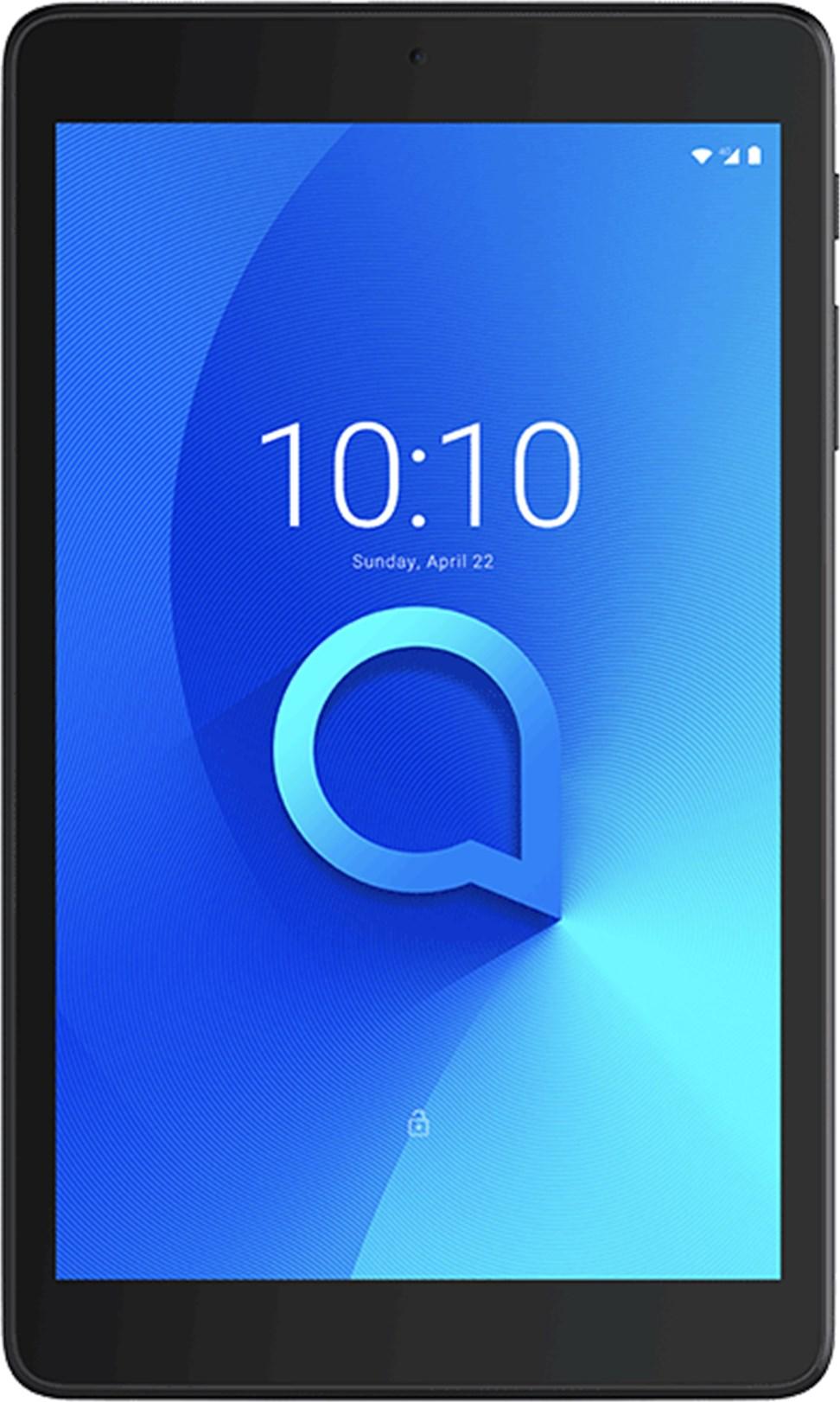 Alcatel Tab 3T8 9027 Wifi+4G Metallic Black