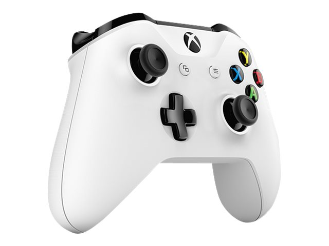 Microsoft Xbox One S Wireless Controller White