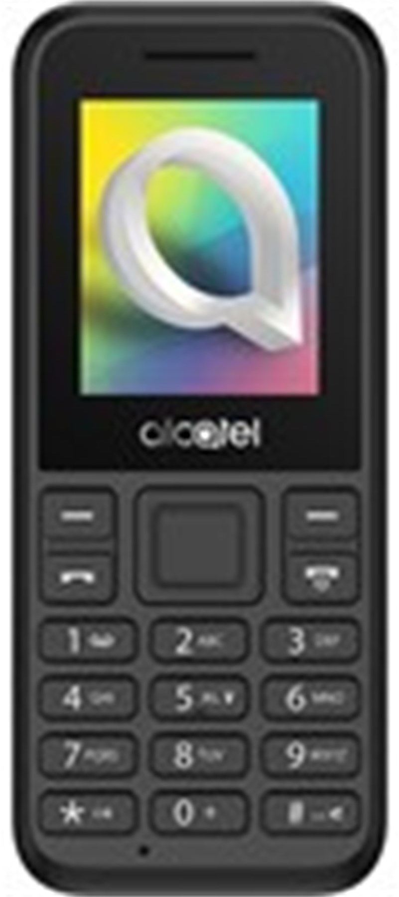 Alcatel 10.66 Black 2019