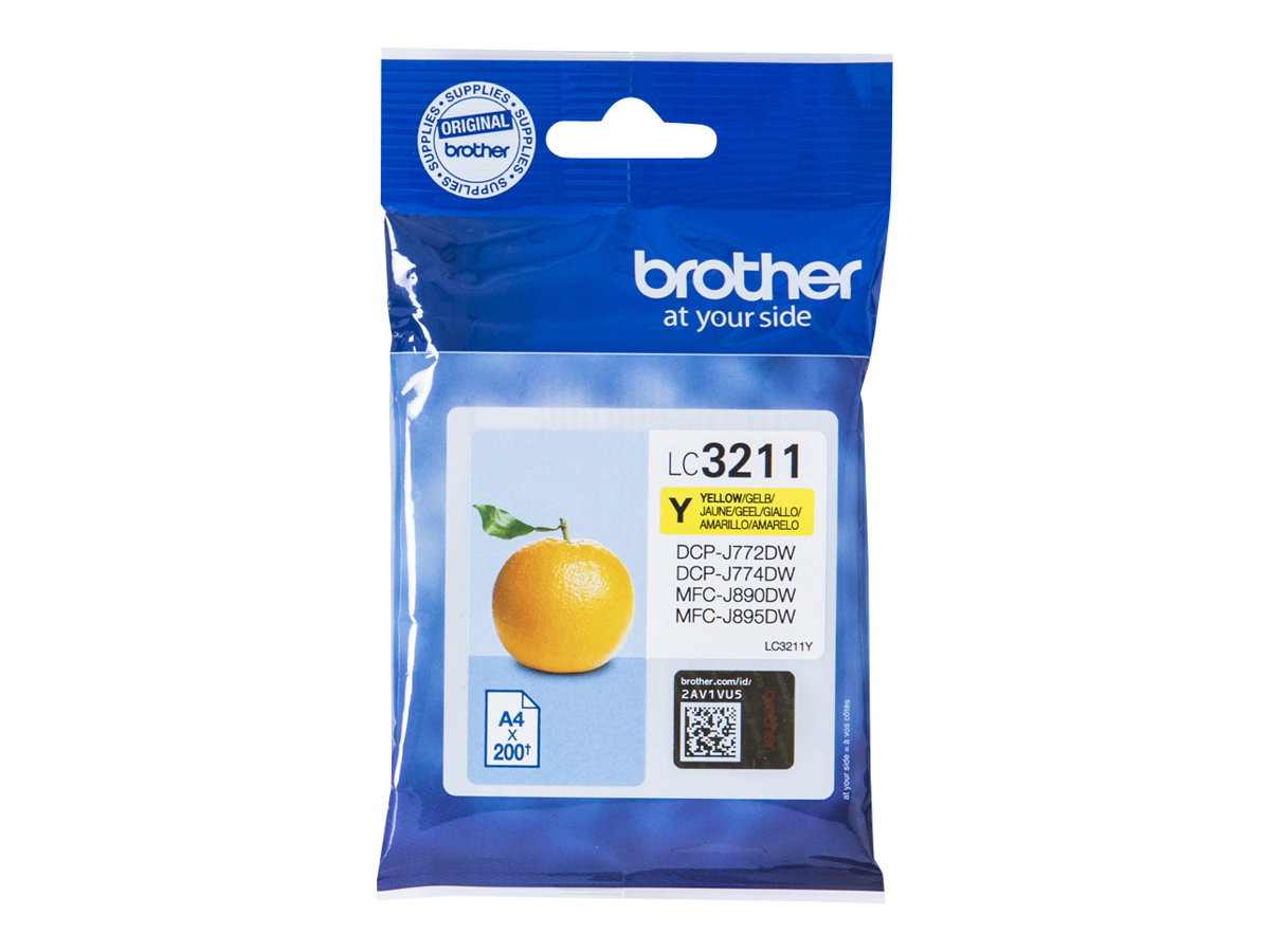 Brother LC3211Y