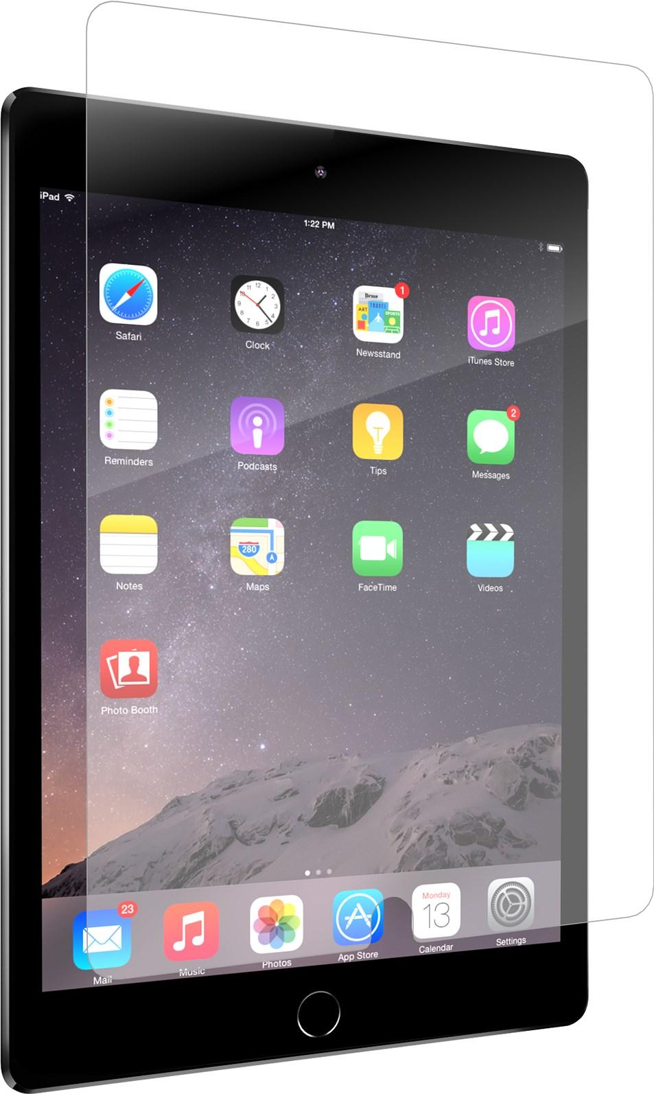 Zagg Invisibleshield Glass Plus Screen Ipad Mini 4/2019