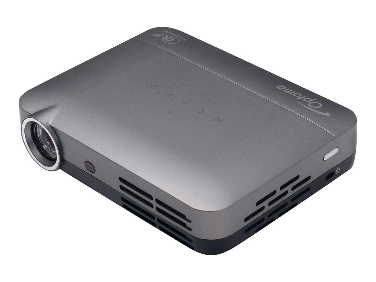Optoma ML330 3D DLP Projector - 16:10 - 1280 x 800 - Front -
