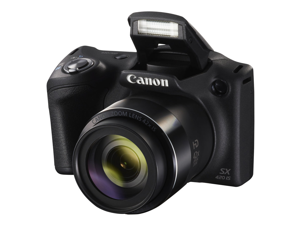 Canon Powershot SX420 IS BK