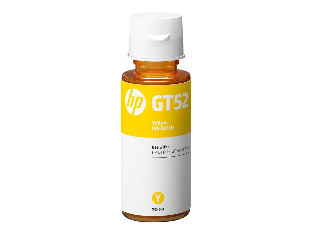 HP HP GT52 YELLOW ORIGINAL INK