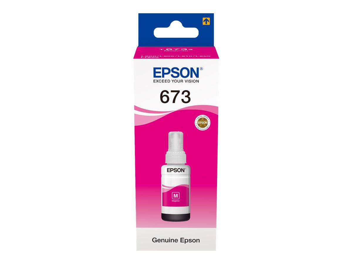 Epson T6733 MAGENTA INK BOTTLE 70ML