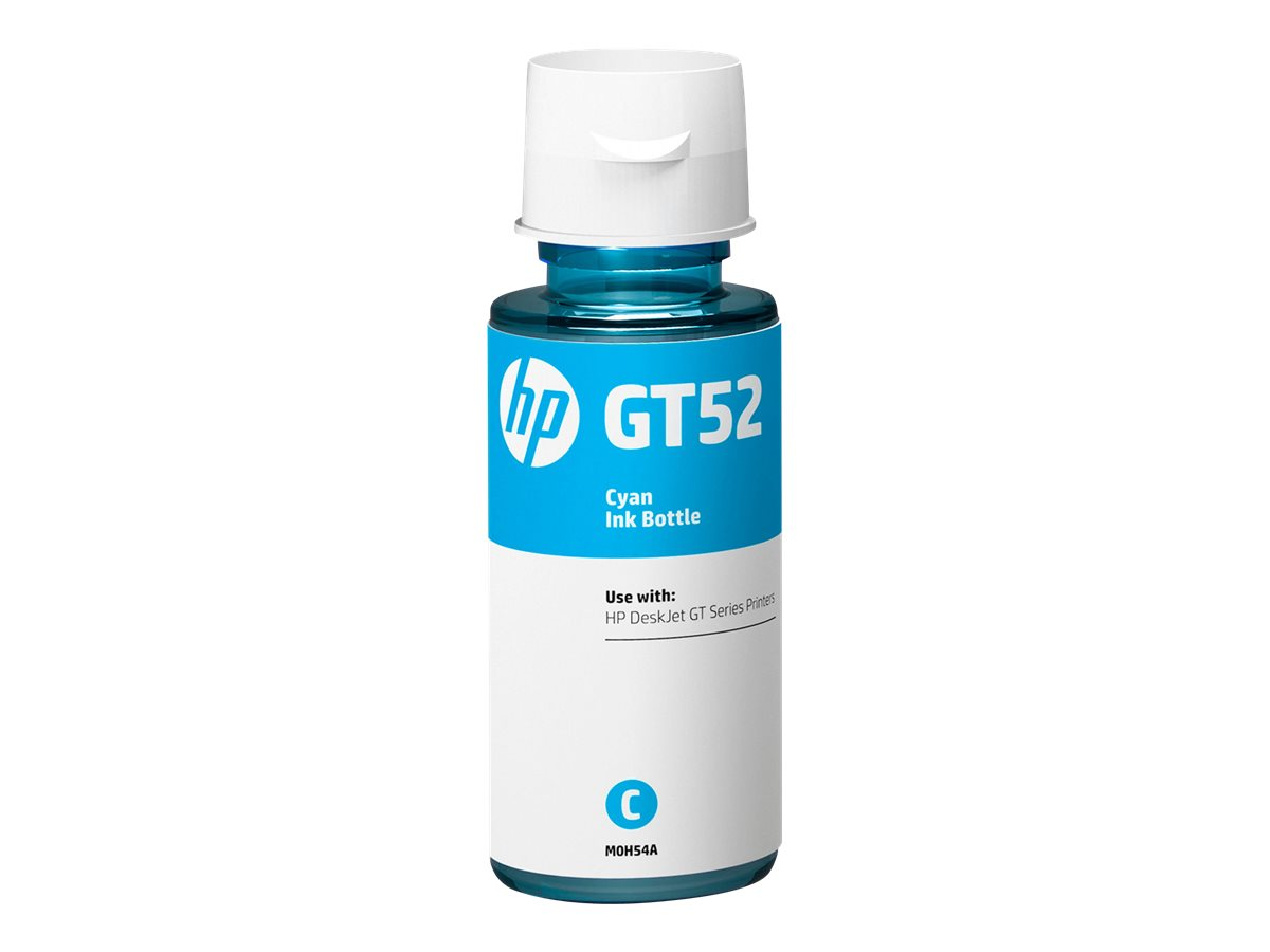 HP HP GT52 CYAN ORIGINAL INK