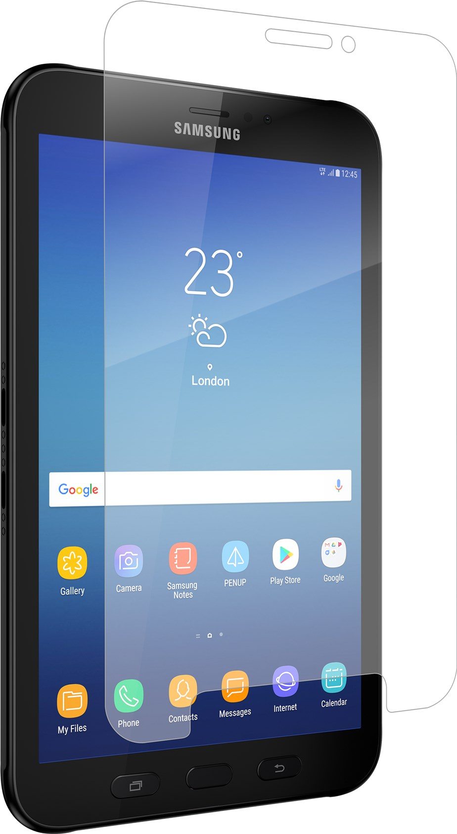 Zagg Glass Plus Screen Samsung Galaxy Tab Active 2 (8.0,Lte)