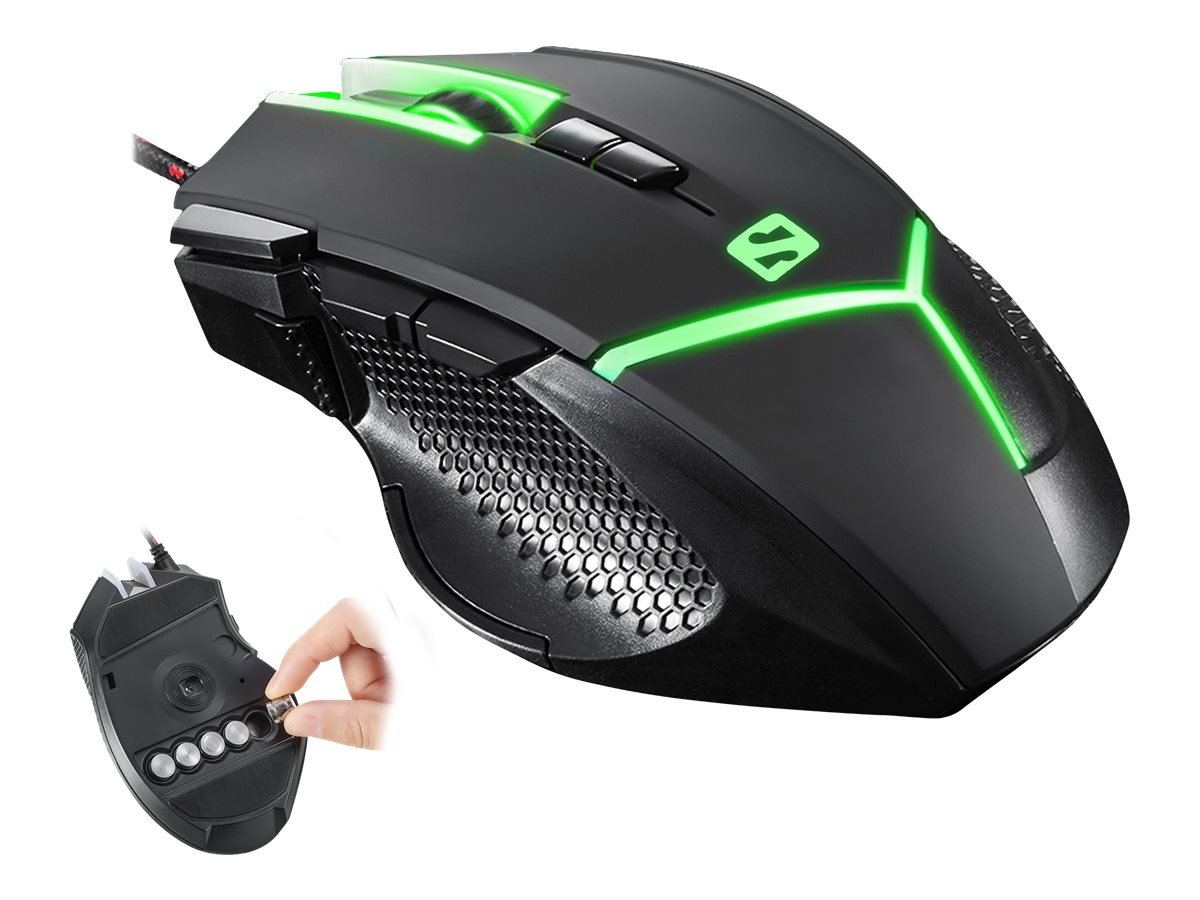 Sandberg Destroyer FlexWeight Mouse