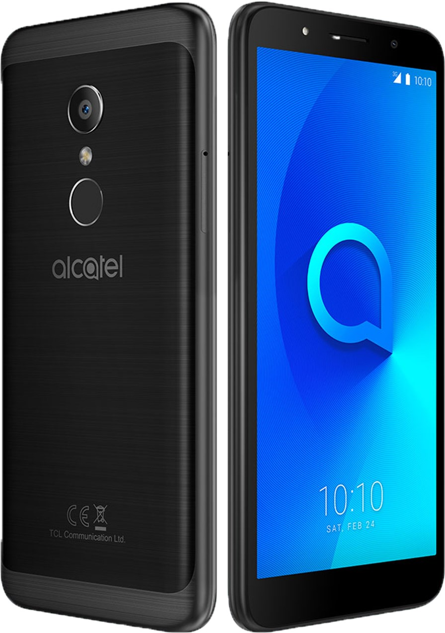 Alcatel 1C Volcano Black