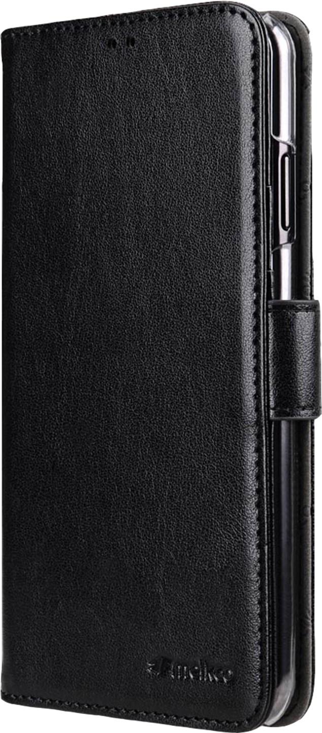 Melkco Walletcase Samsung Galaxy A41 Black