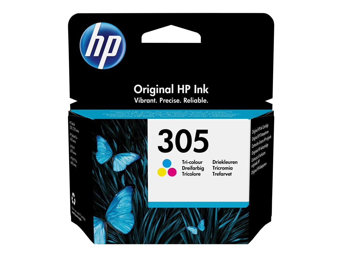 HP HP 305 TRI-COLOR ORG. INK CART