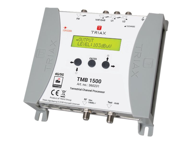 Triax TMB 1500 Terr. Channel Proc.