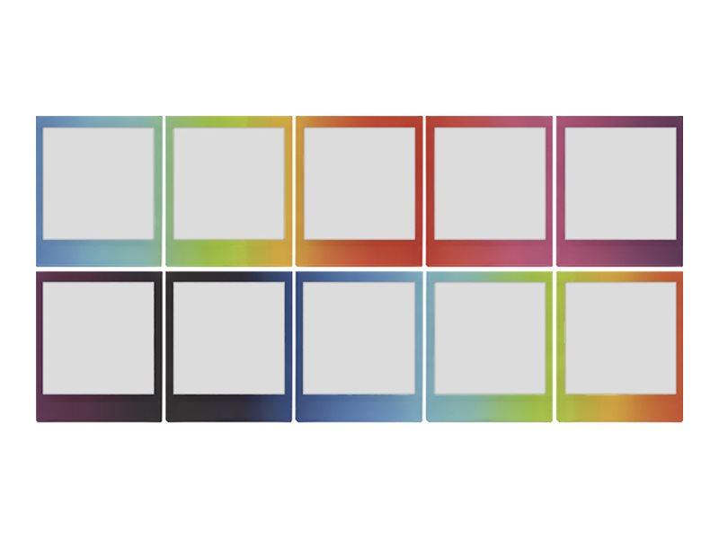 INSTAX Square Rainbow film 10 pack