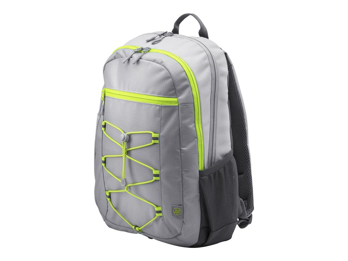 HP 15,6 Active Grey Backpack 1LU23AA#ABB