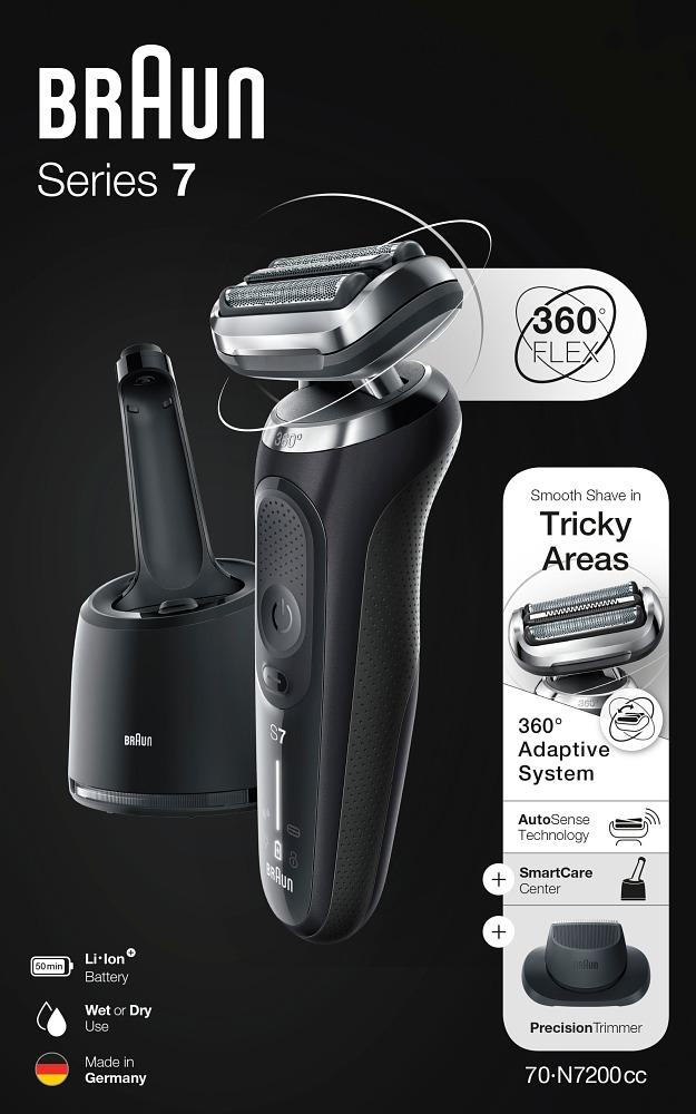 Braun Serie 7 N7200S