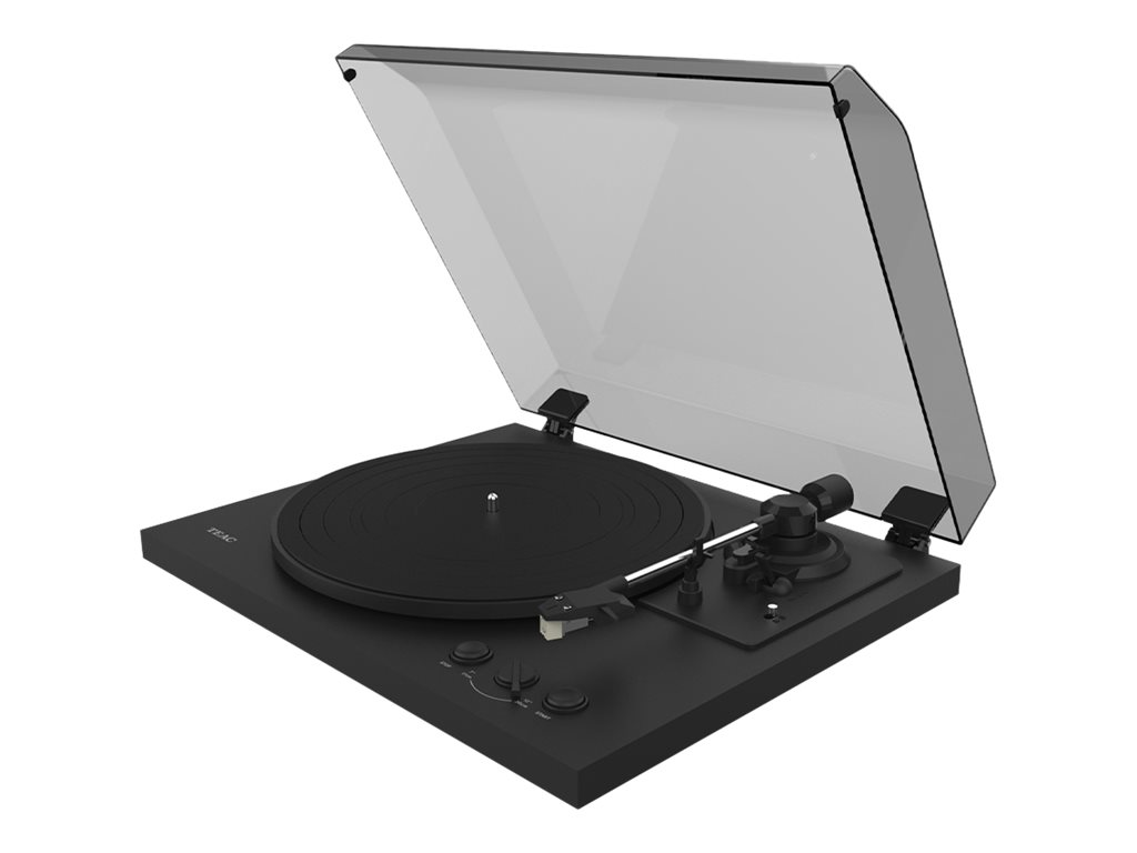 Teac TN-175 Full Automatic Turntable Black