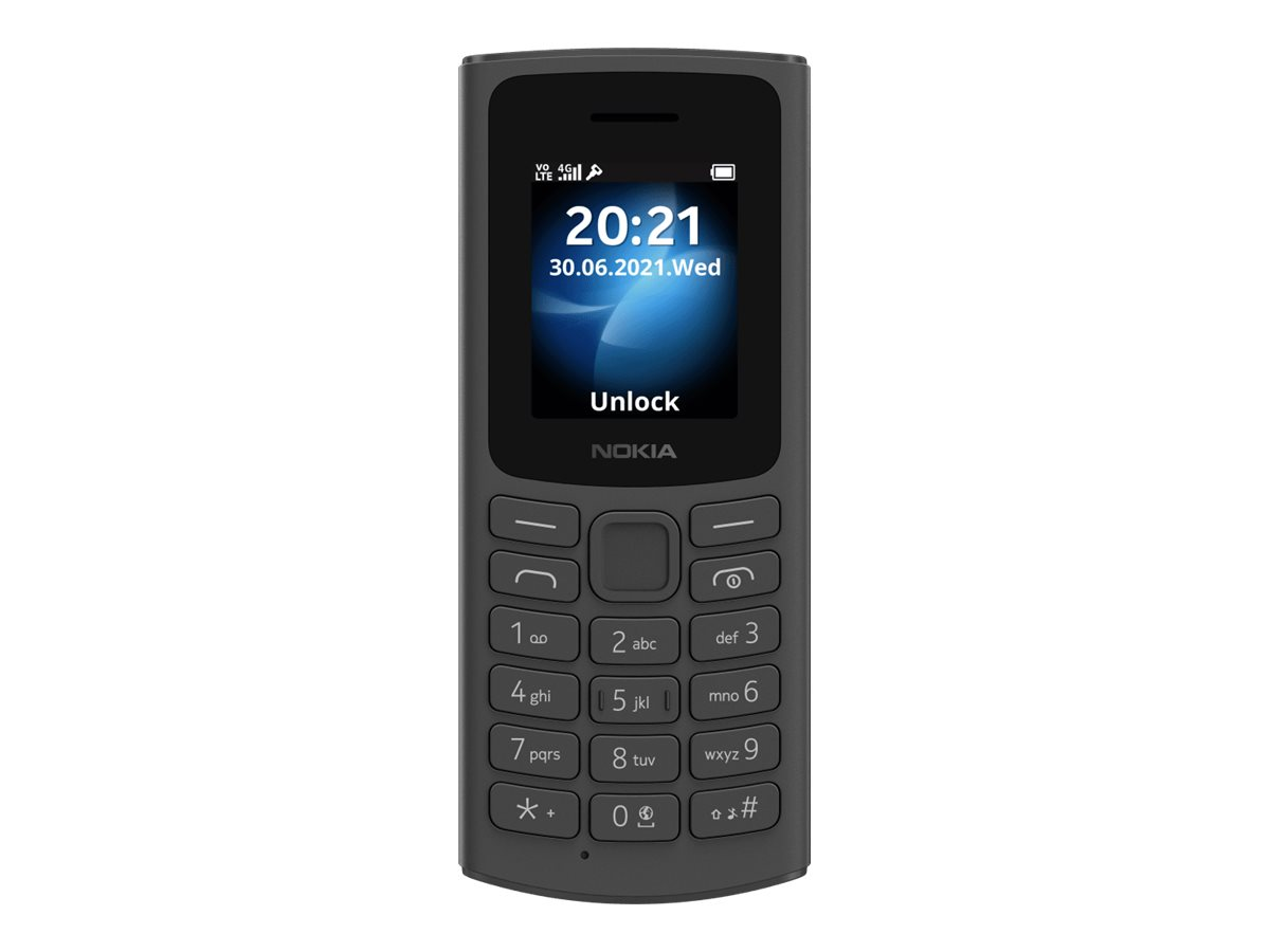 Nokia 105 4G DualSim Black