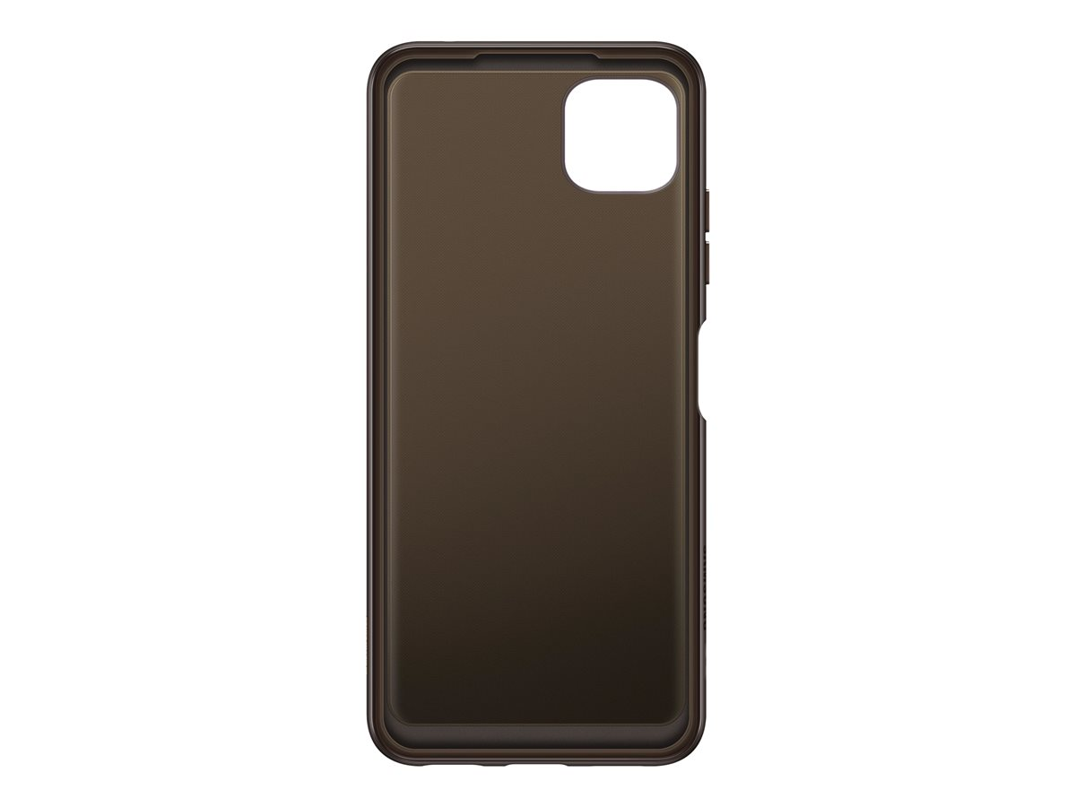 Samsung Soft Clear Cover Galaxy A22 5G Black